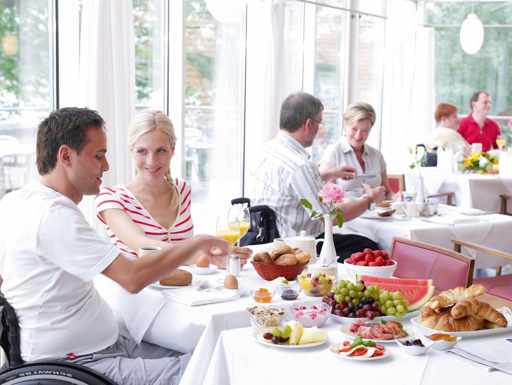 Restaurant des Seehotel Rheinsberg